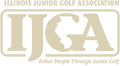 Illinois Junior Golf Association logo